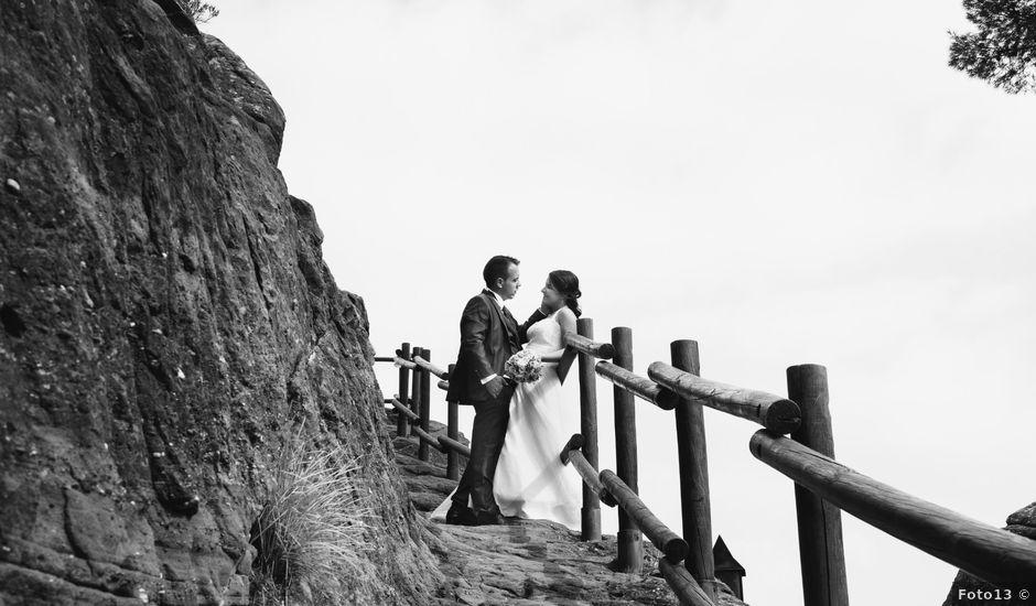 La boda de Oscar y Cristina en Montroig-mar, Tarragona