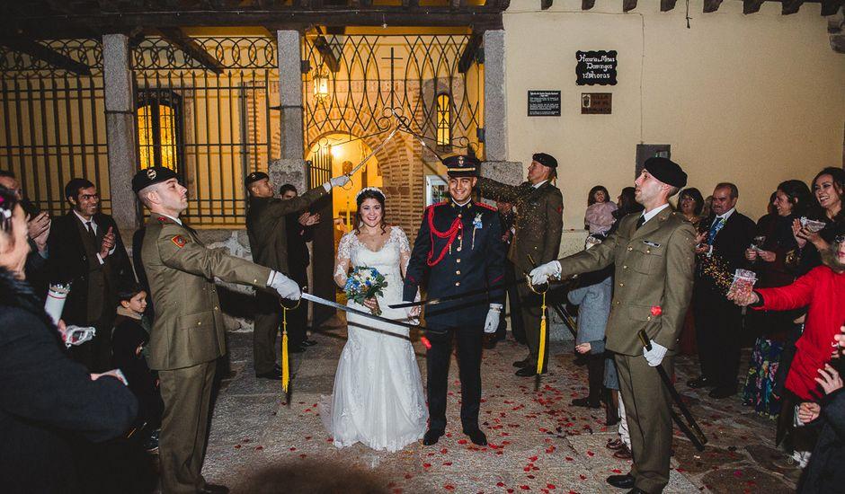 La boda de Manuel y Tamara en El Berrueco, Madrid