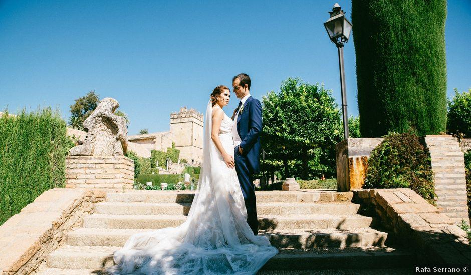 La boda de Fernando y Silvia en Córdoba, Córdoba