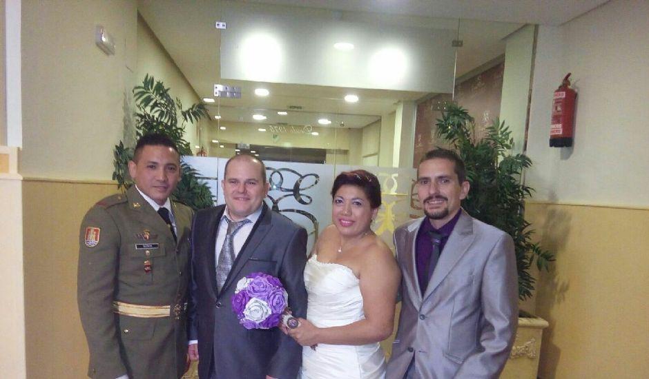 La boda de Manuel  y Cecilia en Linares, Jaén