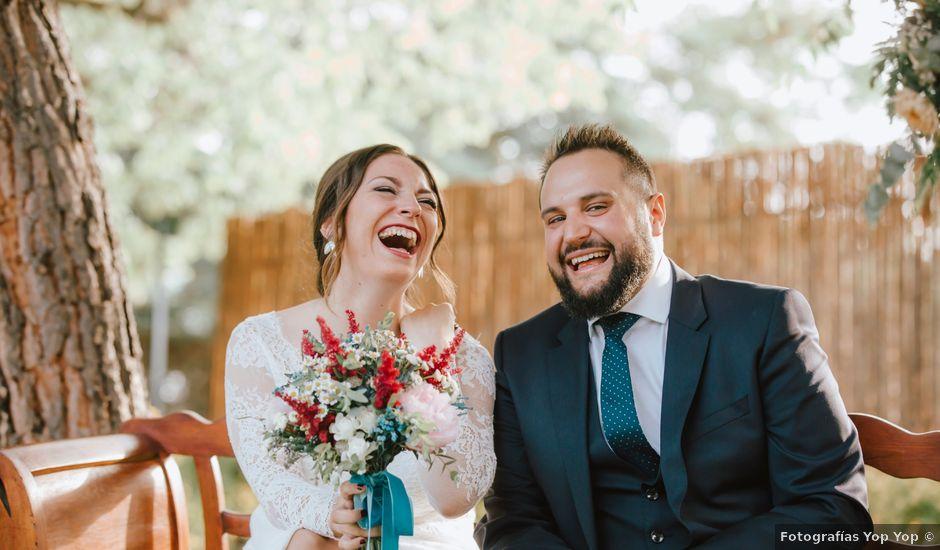La boda de Iván y Alba en Pedro Muñoz, Ciudad Real