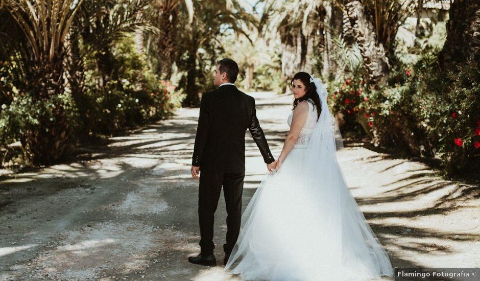 La boda de Jose y Teresa en Ulea, Murcia