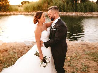 La boda de Desiree y Bubu