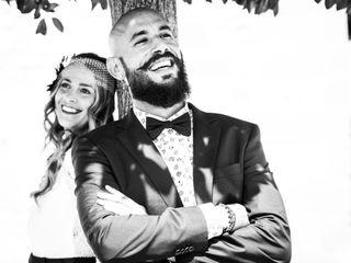 La boda de Gema y Manu