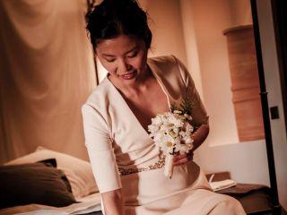 La boda de Yu Chen y Jacobo 1