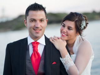 La boda de Catiana y Tolo