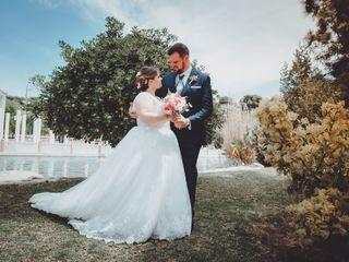 La boda de Sergio y Alba