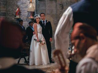 La boda de Rocío y Toño