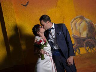 La boda de Jessica y Raul
