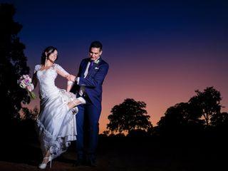 La boda de Nieves y Fernando