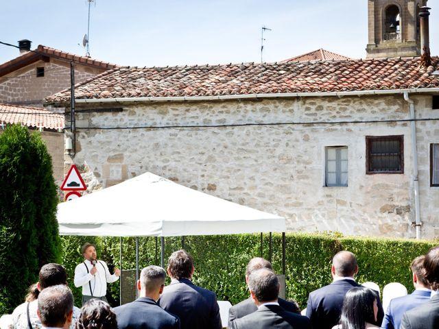 La boda de Manu y Gema en Berantevilla, Álava 12