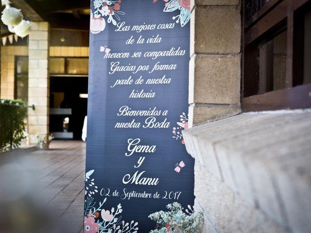 La boda de Manu y Gema en Berantevilla, Álava 13