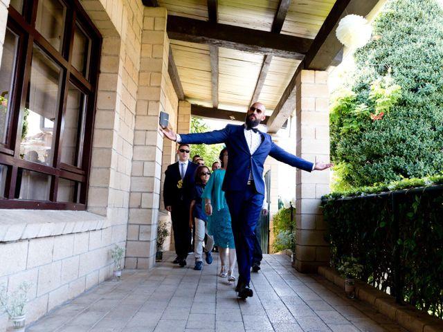 La boda de Manu y Gema en Berantevilla, Álava 16