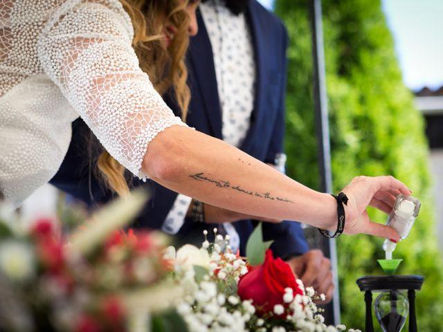 La boda de Manu y Gema en Berantevilla, Álava 18