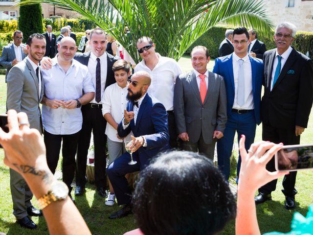 La boda de Manu y Gema en Berantevilla, Álava 21