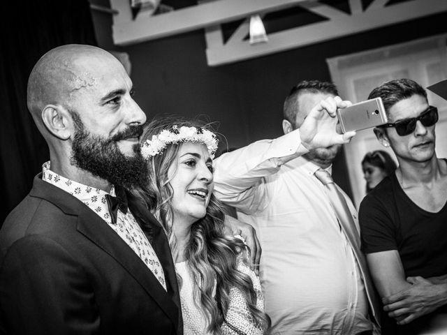 La boda de Manu y Gema en Berantevilla, Álava 22