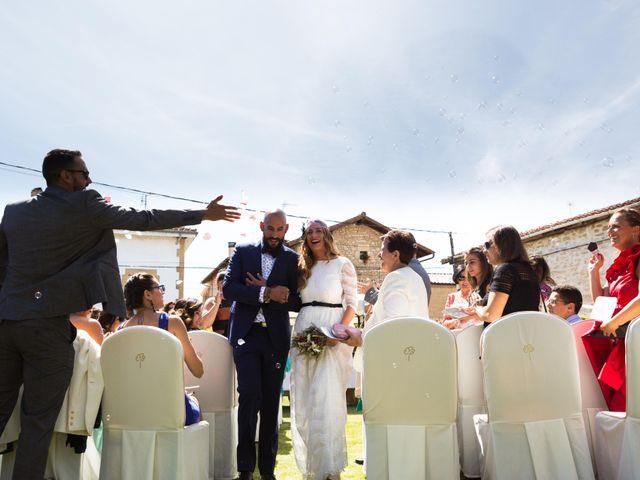 La boda de Manu y Gema en Berantevilla, Álava 27