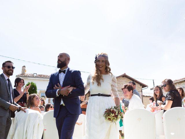 La boda de Manu y Gema en Berantevilla, Álava 28