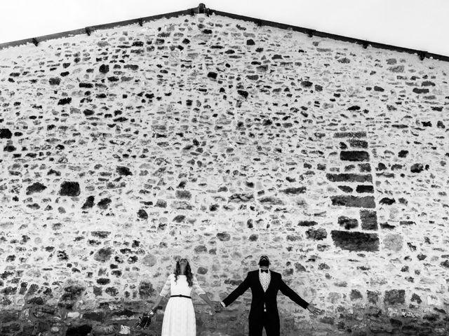 La boda de Manu y Gema en Berantevilla, Álava 30