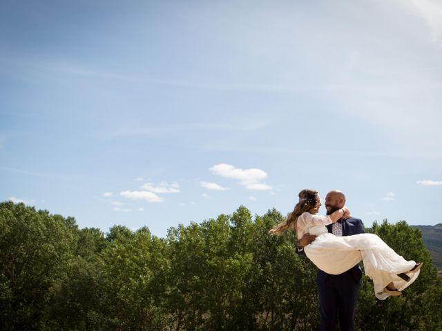 La boda de Manu y Gema en Berantevilla, Álava 36