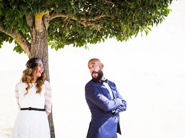 La boda de Manu y Gema en Berantevilla, Álava 1