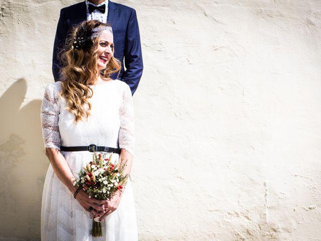 La boda de Manu y Gema en Berantevilla, Álava 37
