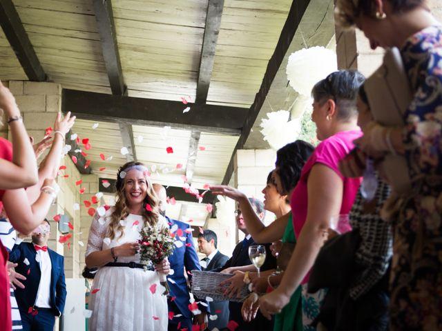 La boda de Manu y Gema en Berantevilla, Álava 41