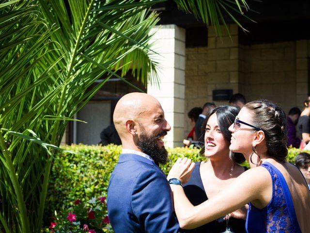 La boda de Manu y Gema en Berantevilla, Álava 42