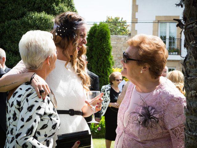 La boda de Manu y Gema en Berantevilla, Álava 45