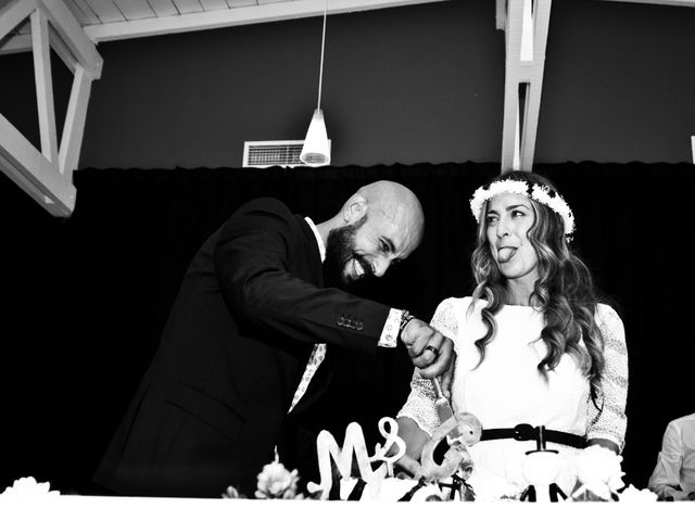 La boda de Manu y Gema en Berantevilla, Álava 56