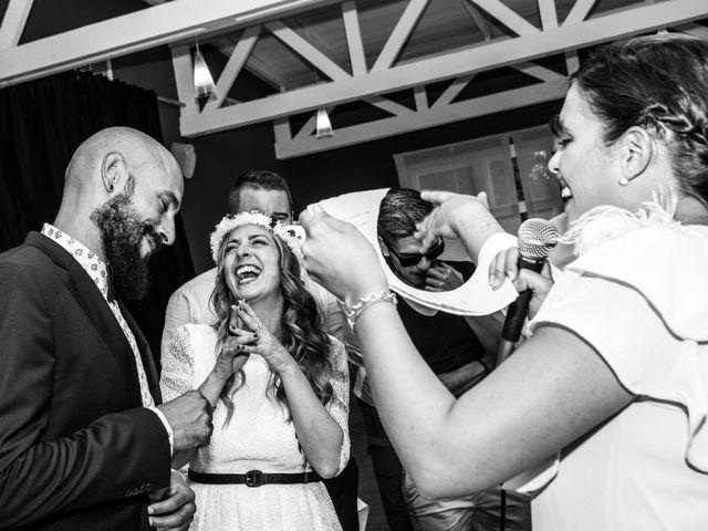 La boda de Manu y Gema en Berantevilla, Álava 70