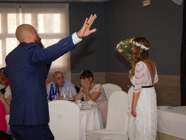 La boda de Manu y Gema en Berantevilla, Álava 73