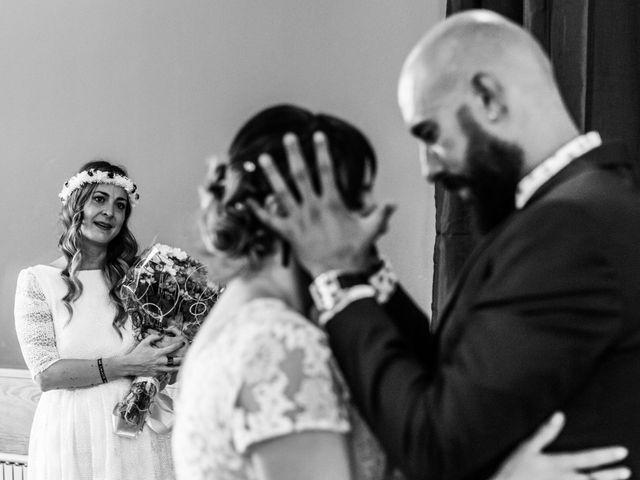 La boda de Manu y Gema en Berantevilla, Álava 78