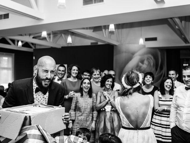La boda de Manu y Gema en Berantevilla, Álava 81