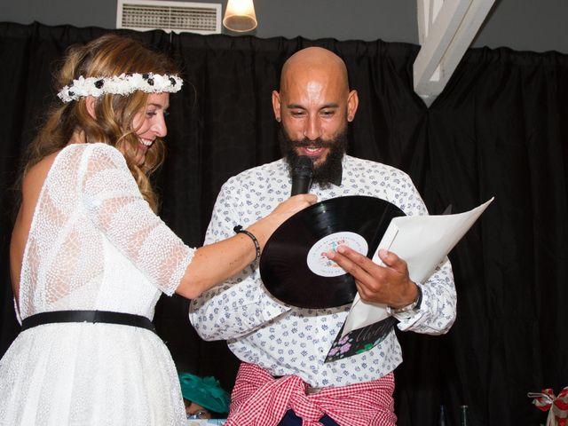 La boda de Manu y Gema en Berantevilla, Álava 82