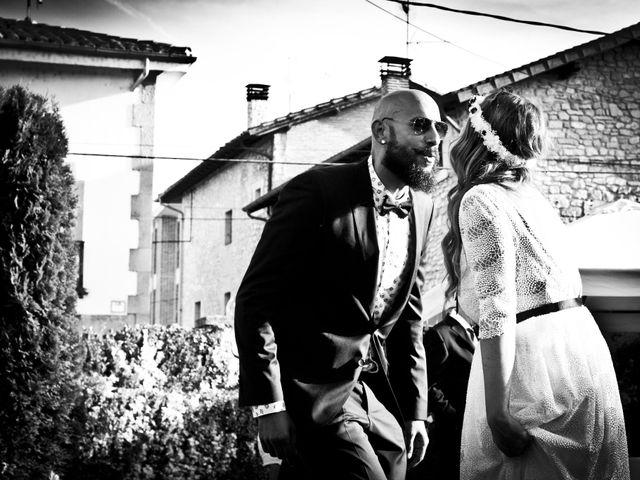 La boda de Manu y Gema en Berantevilla, Álava 86