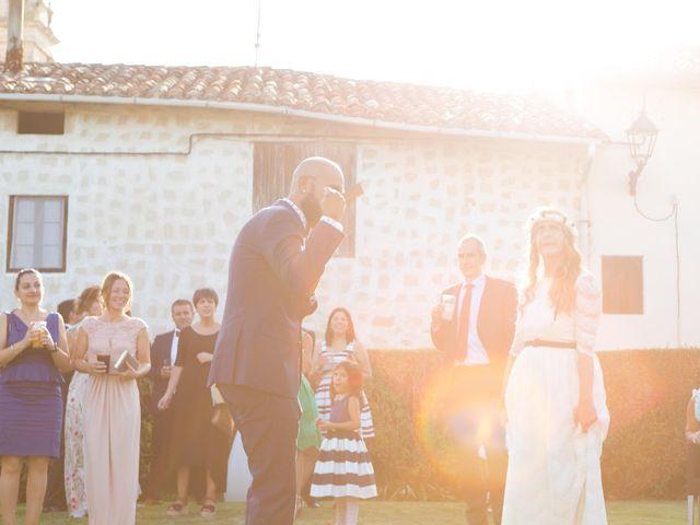 La boda de Manu y Gema en Berantevilla, Álava 87