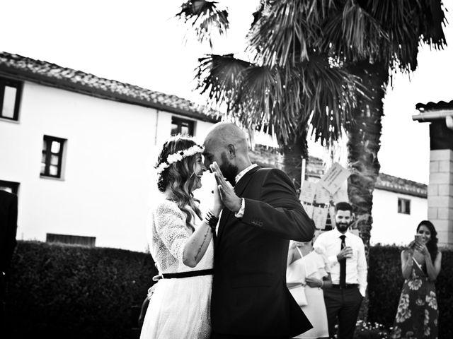 La boda de Manu y Gema en Berantevilla, Álava 88
