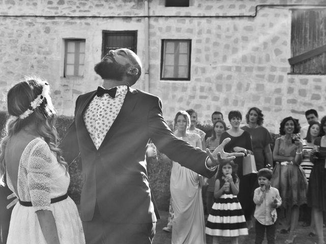 La boda de Manu y Gema en Berantevilla, Álava 89