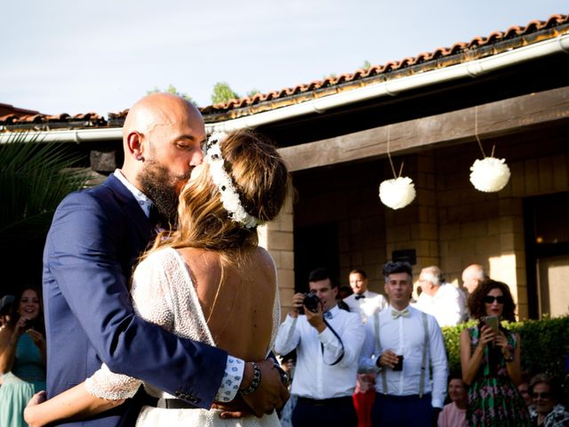 La boda de Manu y Gema en Berantevilla, Álava 90