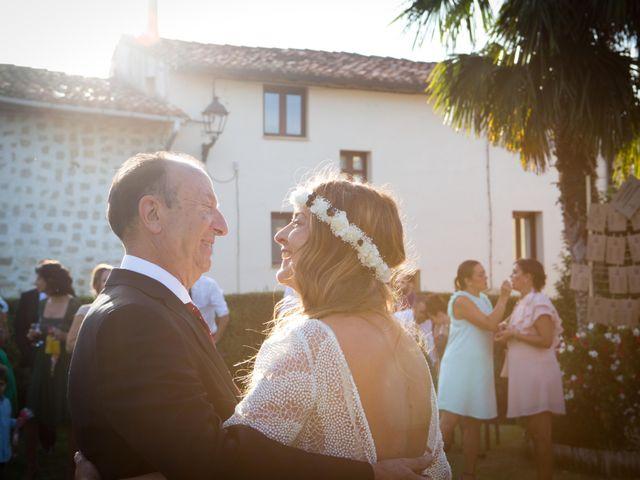 La boda de Manu y Gema en Berantevilla, Álava 91