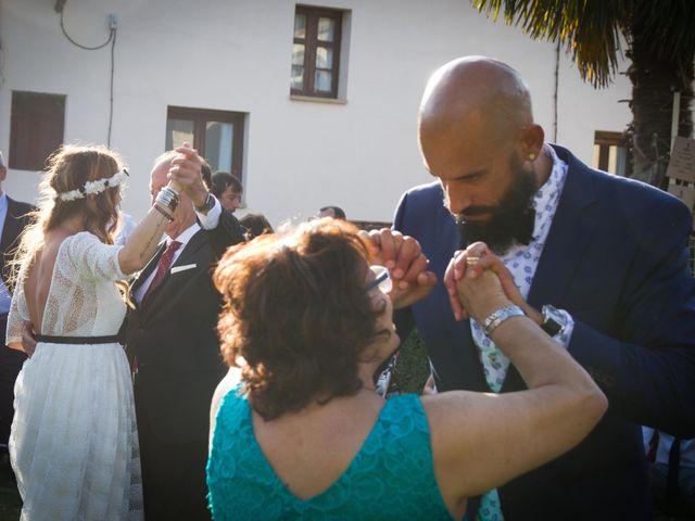 La boda de Manu y Gema en Berantevilla, Álava 92