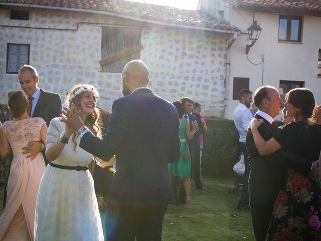 La boda de Manu y Gema en Berantevilla, Álava 95