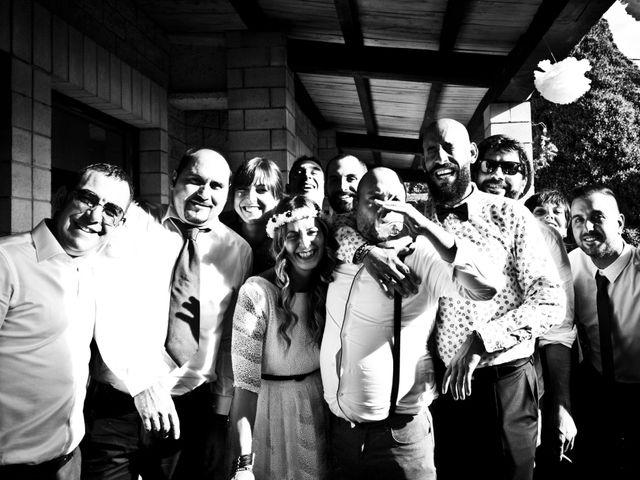 La boda de Manu y Gema en Berantevilla, Álava 96