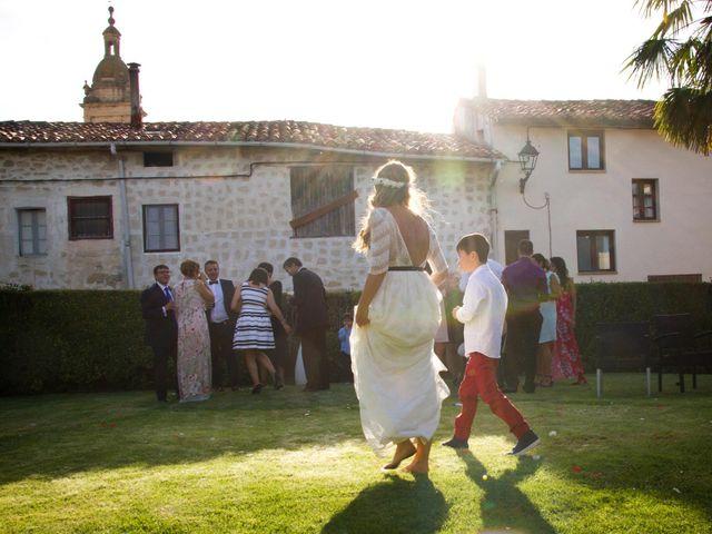 La boda de Manu y Gema en Berantevilla, Álava 100