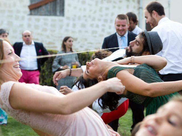 La boda de Manu y Gema en Berantevilla, Álava 105
