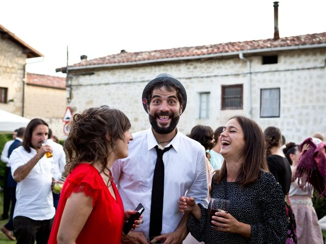 La boda de Manu y Gema en Berantevilla, Álava 106