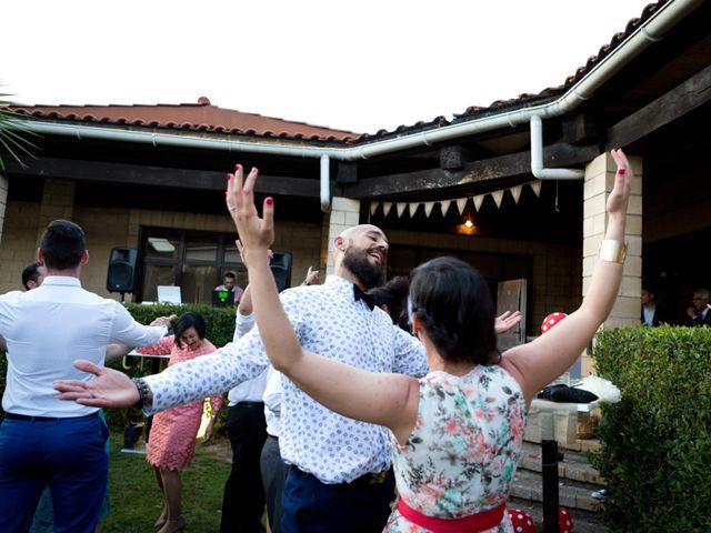 La boda de Manu y Gema en Berantevilla, Álava 110