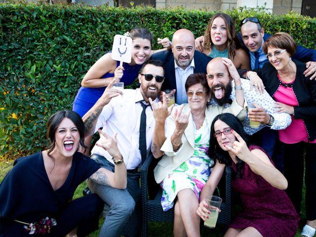 La boda de Manu y Gema en Berantevilla, Álava 112