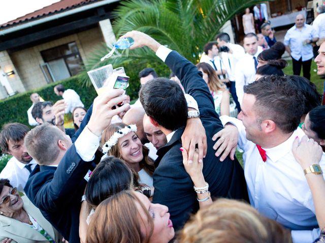 La boda de Manu y Gema en Berantevilla, Álava 113